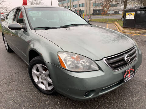 2003 Nissan Altima for sale at JerseyMotorsInc.com in Teterboro NJ