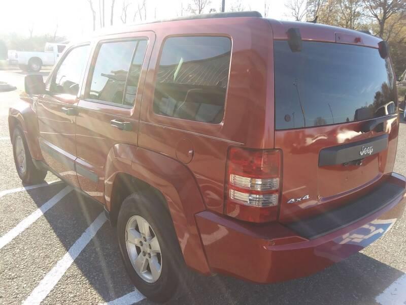2010 Jeep Liberty 4x4 Sport 4dr SUV - Pleasant View TN