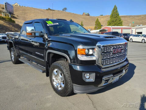 2018 GMC Sierra 3500HD for sale at Guy Strohmeiers Auto Center in Lakeport CA
