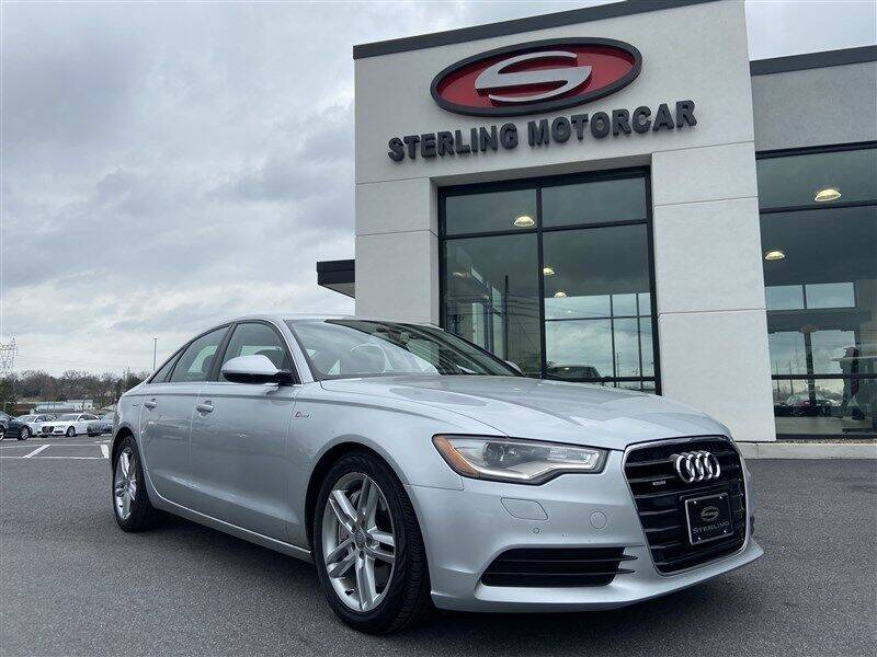 2012 Audi A6 for sale at Sterling Motorcar in Ephrata PA