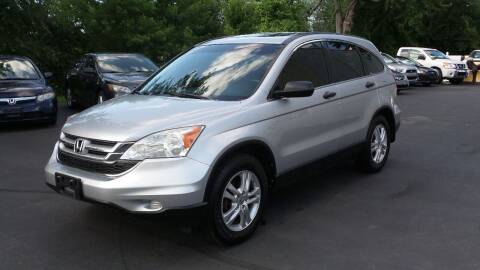 2010 Honda CR-V for sale at JBR Auto Sales in Albany NY