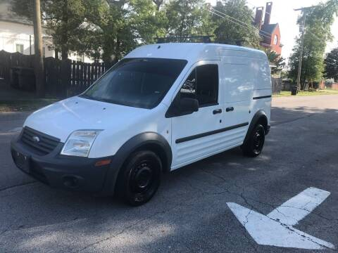 2011 Ford Transit Connect for sale at Eddie's Auto Sales in Jeffersonville IN