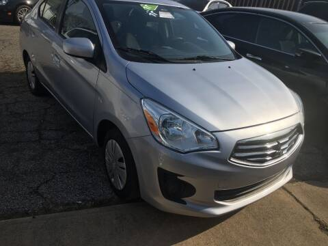 2017 Mitsubishi Mirage G4 for sale at Payless Auto Sales LLC in Cleveland OH