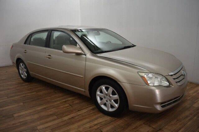 2007 Toyota Avalon for sale at Paris Motors Inc in Grand Rapids MI