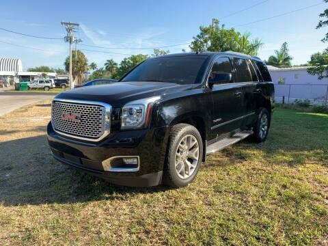 2015 GMC Yukon for sale at Mid City Motors Auto Sales - Mid City North in N Fort Myers FL