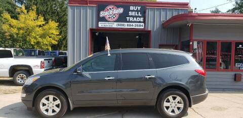 2011 Chevrolet Traverse for sale at Stach Auto in Janesville WI