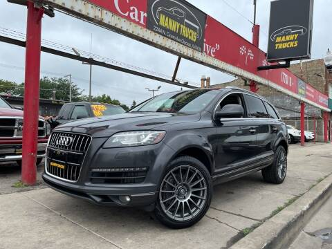 2011 Audi Q7 for sale at Manny Trucks in Chicago IL
