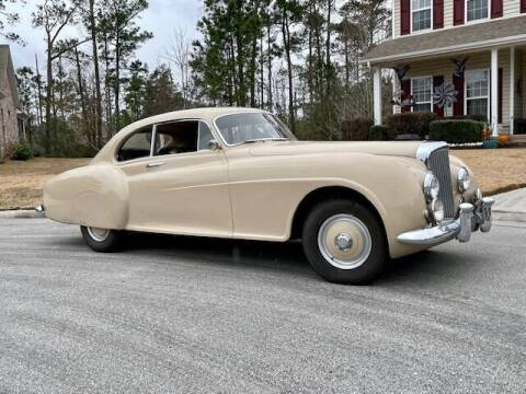 1952 Bentley R Type Continental for sale at Gullwing Motor Cars Inc in Astoria NY