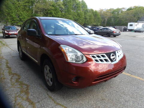 2013 Nissan Rogue for sale at Wayland Automotive in Wayland MA