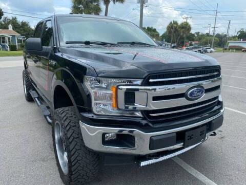 2018 Ford F-150 for sale at Consumer Auto Credit in Tampa FL
