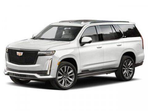 2021 Cadillac Escalade for sale at Auto Finance of Raleigh in Raleigh NC