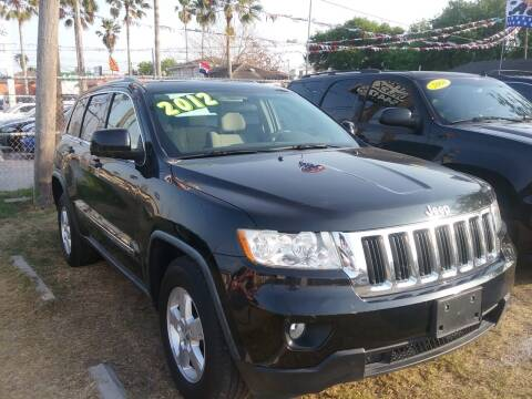 2012 Jeep Grand Cherokee for sale at Express AutoPlex in Brownsville TX