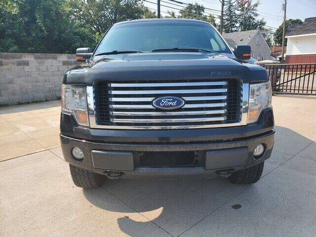 2010 Ford F-150 for sale at Great Ways Auto Finance in Redford MI