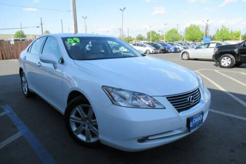 2009 Lexus ES 350 for sale at Choice Auto & Truck in Sacramento CA