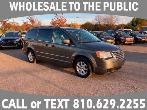 2010 Chrysler Town and Country for sale at Lasco of Grand Blanc in Grand Blanc MI