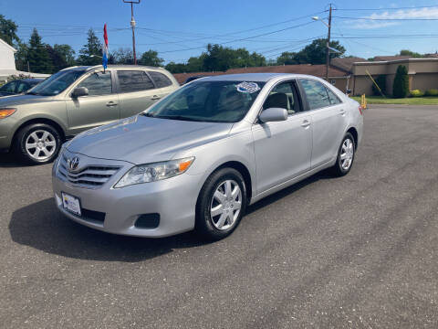 2010 Toyota Camry for sale at Majestic Automotive Group in Cinnaminson NJ