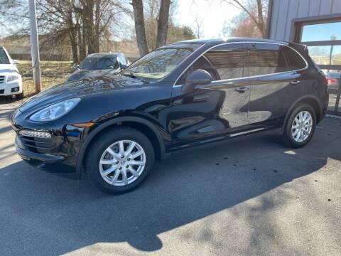 2012 Porsche Cayenne for sale at Luxury Auto Company in Cornelius NC