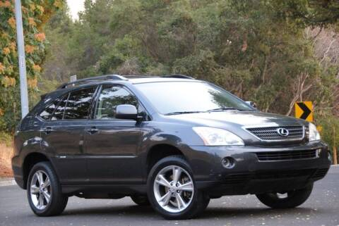 2007 Lexus RX 400h for sale at VSTAR in Walnut Creek CA