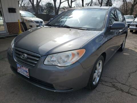2008 Hyundai Elantra for sale at New Wheels in Glendale Heights IL