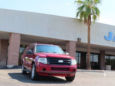 2008 Ford Expedition EL for sale at Jay Auto Sales in Tucson AZ