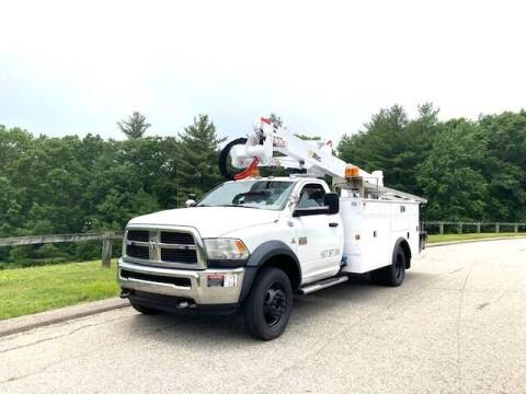 2012 Dodge 5500 for sale at Bay Road Truck in Rowley MA