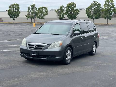 2007 Honda Odyssey for sale at H&W Auto Sales in Lakewood WA
