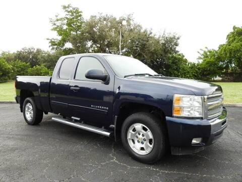 2011 Chevrolet Silverado 1500 for sale at SUPER DEAL MOTORS in Hollywood FL