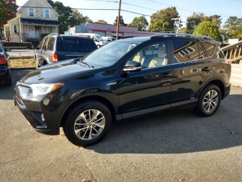2017 Toyota RAV4 Hybrid for sale at Good Works Auto Sales INC in Ashland MA