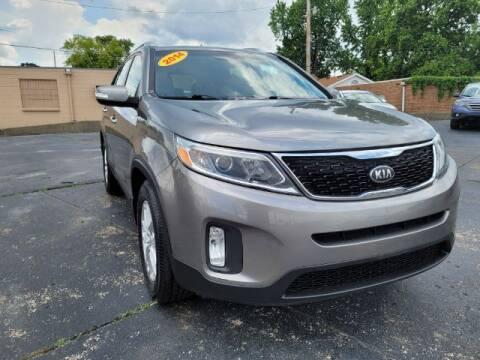 2014 Kia Sorento for sale at Dixie Automart LLC in Hamilton OH