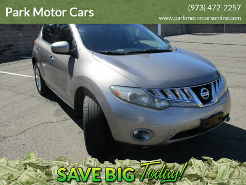 2010 Nissan Murano for sale at Park Motor Cars in Passaic NJ