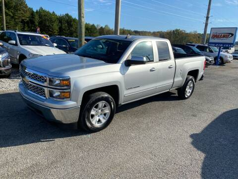 2015 Chevrolet Silverado 1500 for sale at Billy Ballew Motorsports in Dawsonville GA