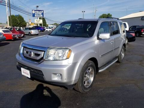 2011 Honda Pilot for sale at Larry Schaaf Auto Sales in Saint Marys OH
