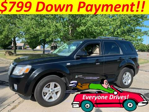 2009 Mercury Mariner Hybrid for sale at World Automotive in Euclid OH