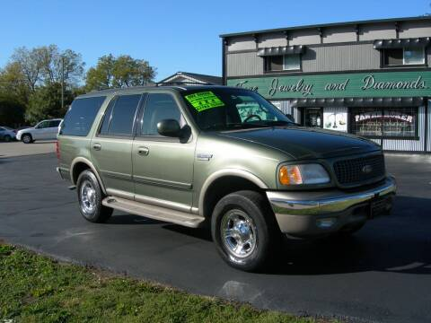2000 Ford Expedition for sale at The Auto Specialist Inc. in Des Moines IA