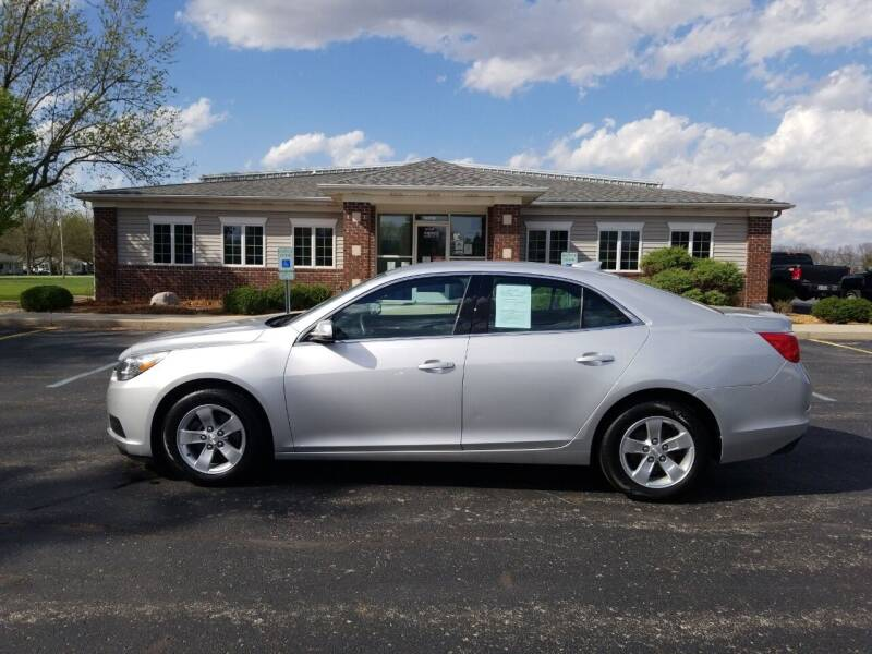 2016 Chevrolet Malibu Limited for sale at Pierce Automotive, Inc. in Antwerp OH