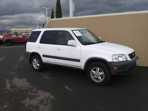 1999 Honda CR-V for sale at AUCTION SERVICES OF CALIFORNIA in El Dorado CA