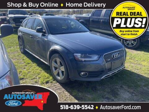 2015 Audi Allroad for sale at Autosaver Ford in Comstock NY