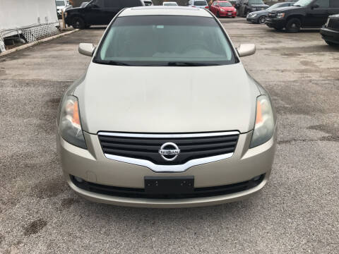 2009 Nissan Altima for sale at SOUTHWAY MOTORS in Houston TX