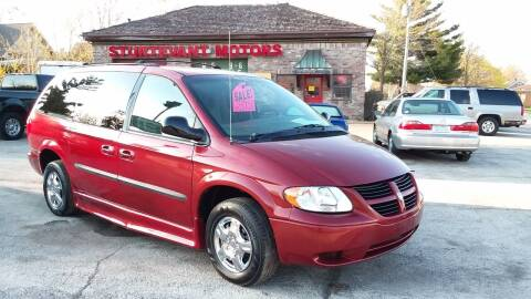 2003 Dodge Grand Caravan for sale at Fraziers Sturtevant Motors in Sturtevant WI