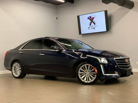 2015 Cadillac CTS for sale at TX Auto Group in Houston TX
