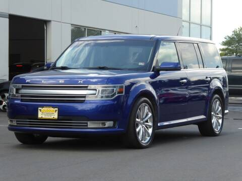 2013 Ford Flex for sale at Loudoun Motor Cars in Chantilly VA