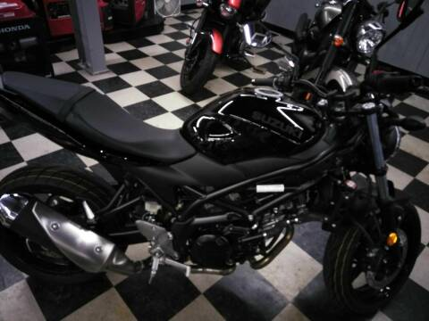 2020 Suzuki SV650 for sale at Irv Thomas Honda Suzuki Polaris in Corpus Christi TX