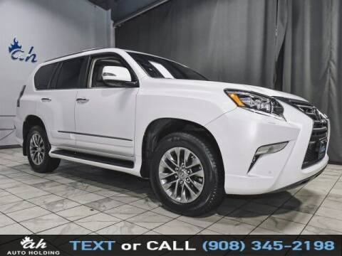 2019 Lexus GX 460 for sale at AUTO HOLDING in Hillside NJ