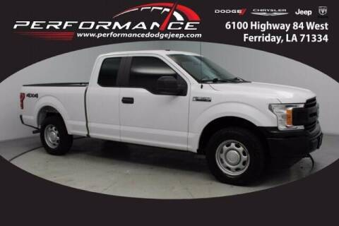 2018 Ford F-150 for sale at Auto Group South - Performance Dodge Chrysler Jeep in Ferriday LA