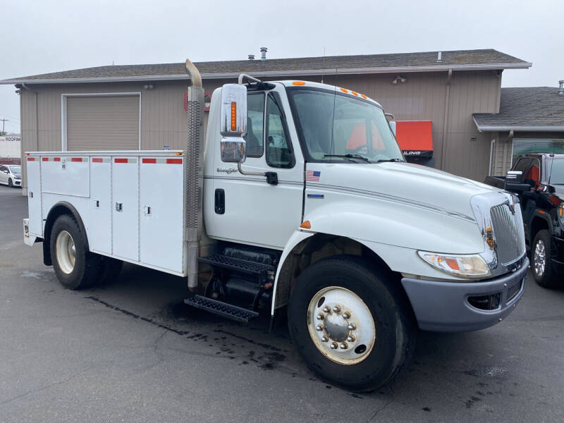 2008 International Dura Star for sale at Dorn Brothers Truck and Auto Sales in Salem OR