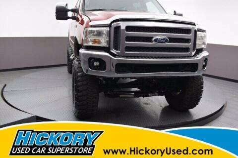 2000 Ford Excursion for sale at Hickory Used Car Superstore in Hickory NC