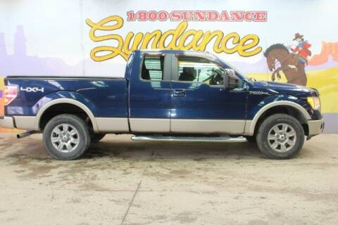 2009 Ford F-150 for sale at Sundance Chevrolet in Grand Ledge MI