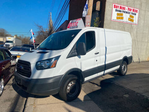 2015 Ford Transit Cargo for sale at White River Auto Sales in New Rochelle NY