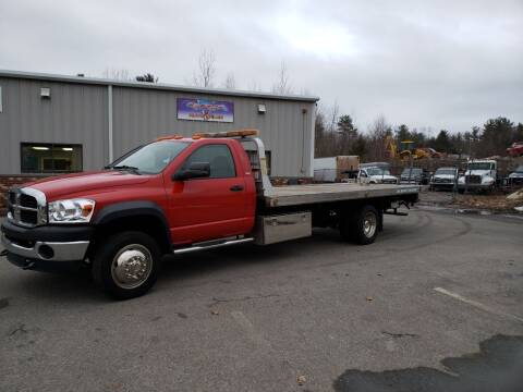 2009 Dodge Ram Chassis 5500 for sale at GRS Auto Sales and GRS Recovery in Hampstead NH
