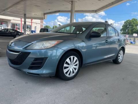 2010 Mazda MAZDA3 for sale at JE Auto Sales LLC in Indianapolis IN